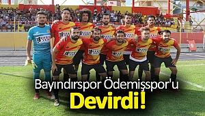 Bayındırspor Ödemişspor'u Devirdi.
