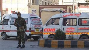 O ülkede minibüse silahlı saldırı: 6 ölü, 5 yaralı