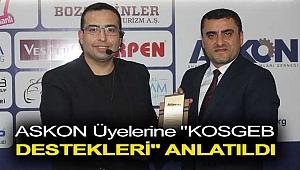 ASKON ÜYELERİNE