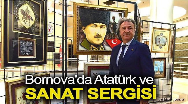 Bornova'da Atatürk ve Sanat Sergisi
