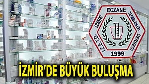 İzmir'de Büyük Buluşma