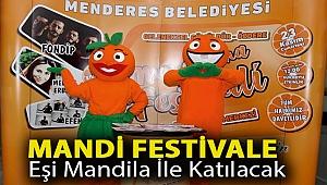 Mandi Festivale Eşi Mandila İle Katılacak