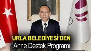 Urla Belediyesi'nde Anne Destek Programı