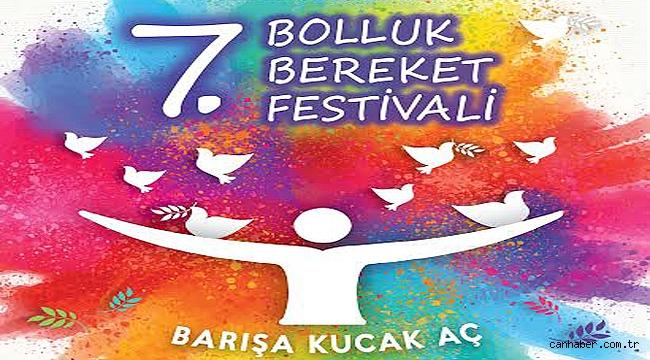 Bolluk Bereket Festivali, bu yıl ''Barış''a kucak açıyor