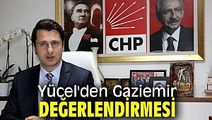 CHP İl Başkanı Yücel'den,Halil Arda açıklaması