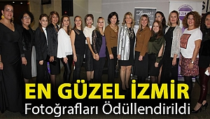 En güzel İzmir fotoğrafları ödüllendirildi