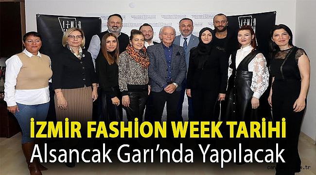 İzmir Fashion Week Tarihi Alsancak Garı'nda yapılacak