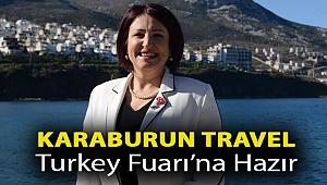 Karaburun Travel Turkey Fuarı'na hazır