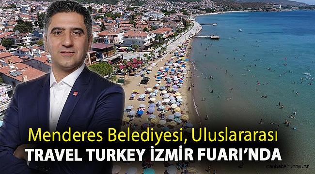 Menderes Belediyesi, Uluslararası Travel Turkey İzmir Fuarı'nda