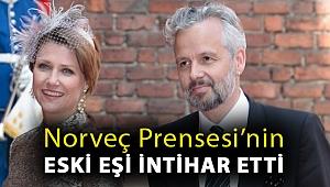 Norveç Prensesi'nin eski eşi intihar etti