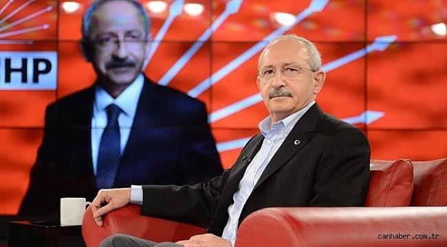 CHP lideri Kılıçdaroğlu,