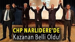 CHP Narlıdere'de işte kazanan