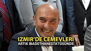 İzmir'de Cemevleri Artık İbadethane Statüsünde
