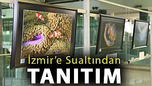 İZMİR'E SUALTINDAN TANITIM