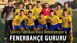 Sporcu fabrikası Buca Belediyespor'a Fenerbahçe gururu
