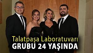 Talatpaşa Laboratuvarı Grubu 24 yaşında