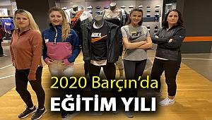 2020 Barçın'da Eğitim Yılı