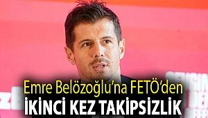 Emre Belözoğlu'na FETÖ'den ikinci kez takipsizlik