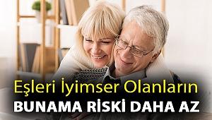 Eşleri iyimser olanların bunama riski daha az