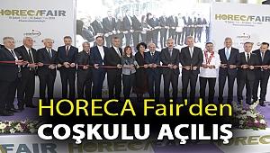 HORECA Fair'den coşkulu açılış