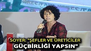 Soyer: