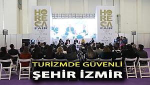 Turizmde güvenli şehir İzmir