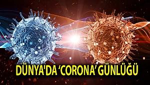 Dünya'da 'Corona' günlüğü