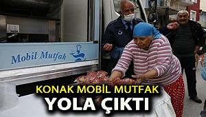 Konak Mobil Mutfak yola çıktı