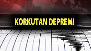 Van'da 4.9 şiddetinde deprem oldu!