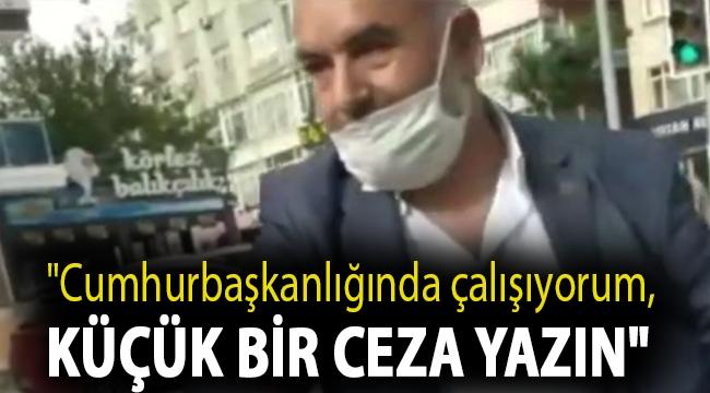 Başkent Ankara'da yaşandı...
