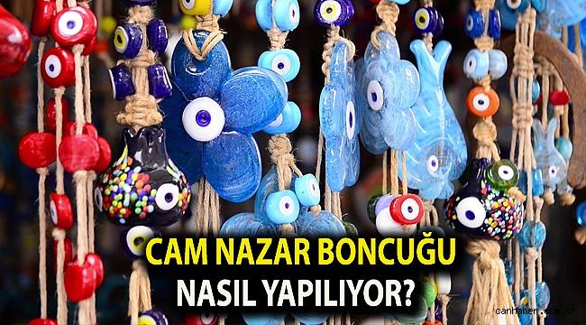 Cam Nazar Boncuğu Nasıl Yapılıyor?