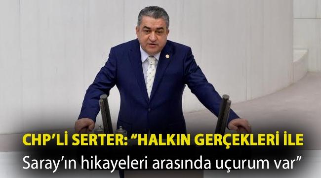 CHP'li Serter: