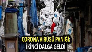 Corona virüsü paniği: İkinci dalga geldi