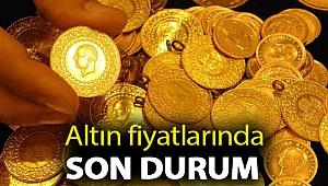 Altın fiyatlarında son durum… Güncel gram ve çeyrek altın fiyatları ne kadar oldu?