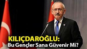 CHP Genel Başkanı Kemal Kılıçdaroğlu konuşuyor
