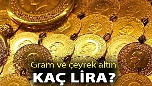 Gram ve çeyrek altın kaç lira? 5 Haziran altın fiyatlarında son durum…