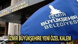 İzmir Büyükşehire Yeni Özel Kalem