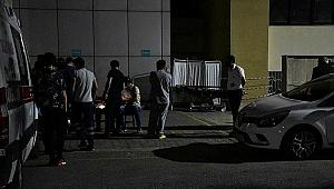 İzmir'de korkunç intihar! Kaldığı hastanenin 6'ncı katından atladı
