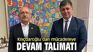 Kılıçdaroğlu'dan mücadeleye devam talimatı