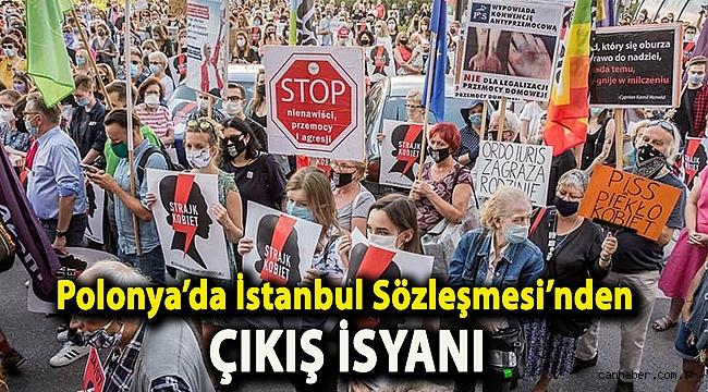 Polonya'da İstanbul Sözleşmesi'nden çıkış isyanı