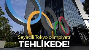 Seyircili Tokyo olimpiyatı tehlikede!