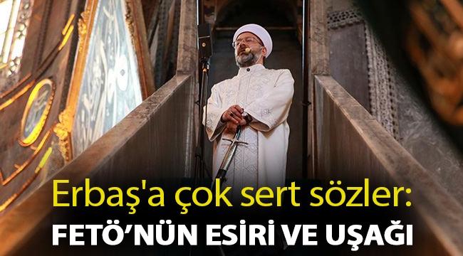 CHP'li Ağbaba'dan Erbaş'a çok sert sözler: FETÖ'nün esiri ve uşağı