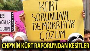 CHP'nin Kürt Raporu'ndan kesitler: Geniş toplumsal mutabakat, anayasa değişikliği ve eşit vatandaşlık