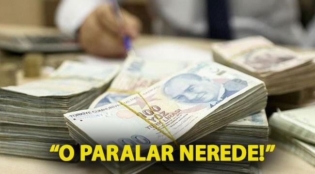 """CHP'li Şevkin: """"Şehitler ve gaziler için toplanan paralar nerede!"""""""