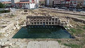 2 bin yıllık Roma hamamını kurtarma çalışmaları durduruldu
