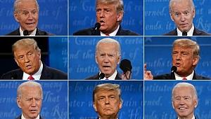 ABD Başkanlık Seçimleri: Trump ve Biden seçimler öncesindeki son canlı yayın tartışmasında neler yaşandı?