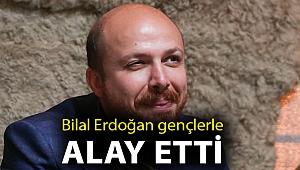 Bilal Erdoğan: Herkes bir playstation'ı olsun ister. Ama herkesin alabileceği şeyler değil