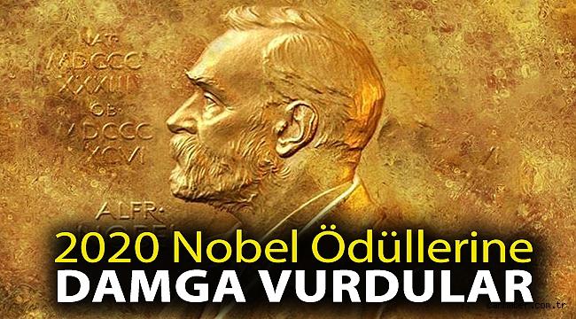 Bilimsel kategorilerde ödül alan 3 kadın, 2020 Nobel Ödüllerine damgasını vurdu