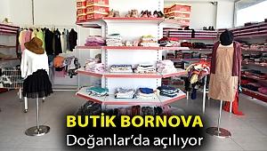 Butik Bornova Doğanlar'da açılıyor