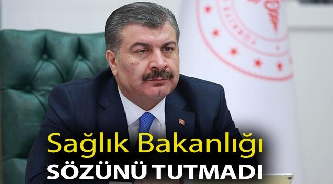 CHP'den 'test' tepkisi: Sağlık Bakanlığı '200 bin test' sözünü tutmadı